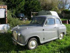 1957 austin a35 2 door salon