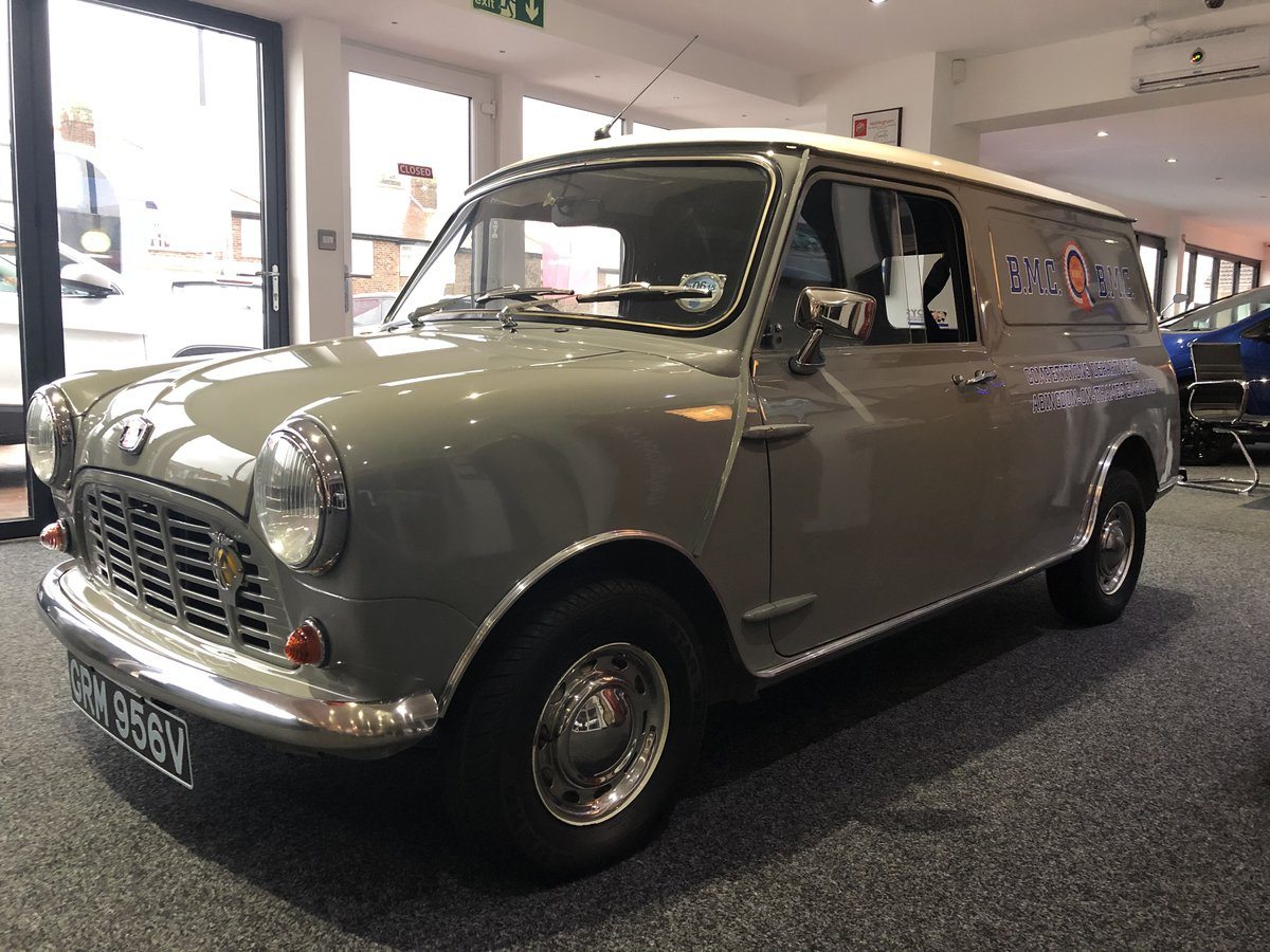 1980 Austin Mini Van - Beautiful example  For Sale (picture 1 of 6)