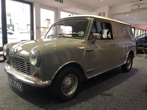 Austin Mini Van - Beautiful example