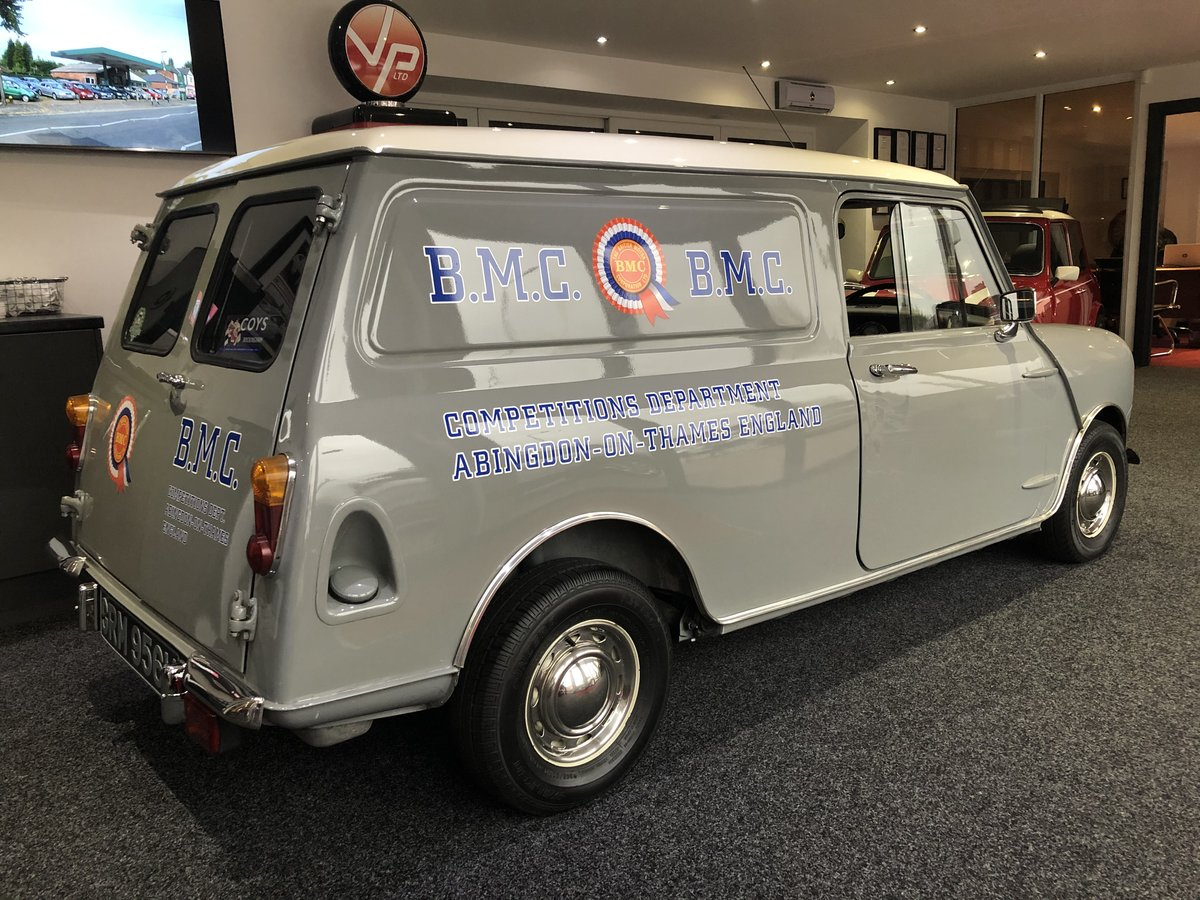 1980 Austin Mini Van - Beautiful example  For Sale (picture 2 of 6)