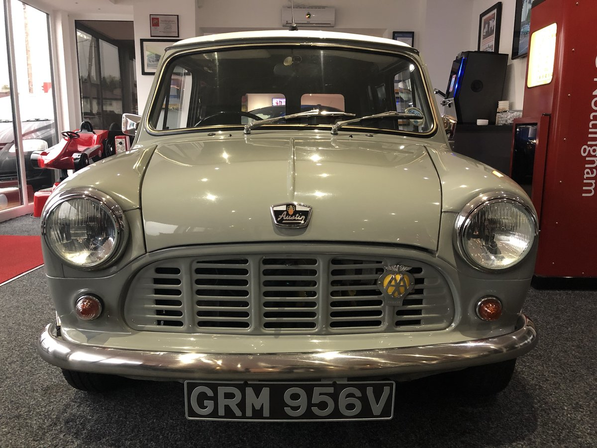 1980 Austin Mini Van - Beautiful example  For Sale (picture 4 of 6)