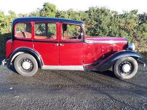 1934 Austin Ascot