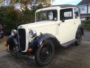 1936 Austin 7  soft-top  For Sale