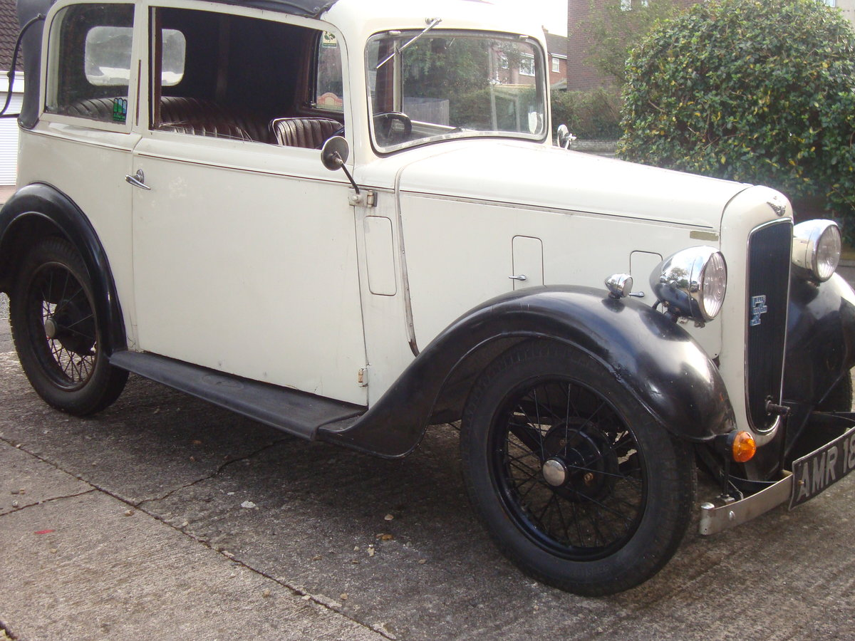 1936 Austin 7  soft-top  For Sale (picture 2 of 6)