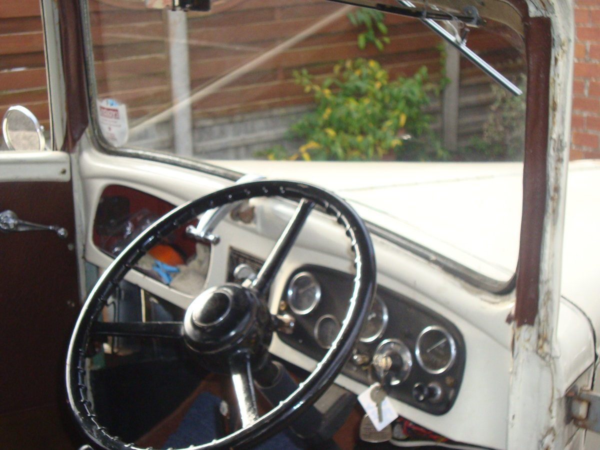 1936 Austin 7  soft-top  For Sale (picture 6 of 6)