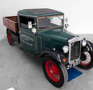 1933 Austin Seven Pickup Conversion