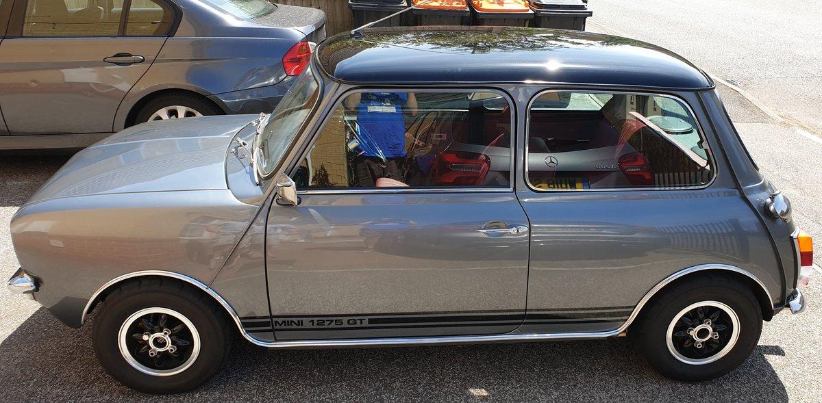 1978 Austin Mini Clubman 1100 Rebuild For Sale (picture 3 of 6)
