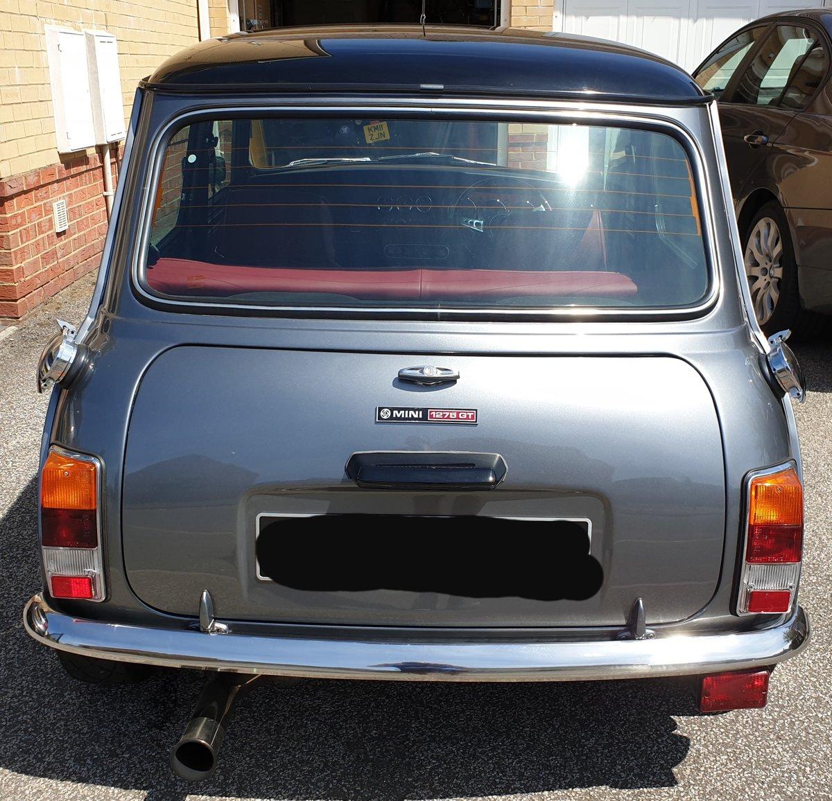 1978 Austin Mini Clubman 1100 Rebuild For Sale (picture 4 of 6)