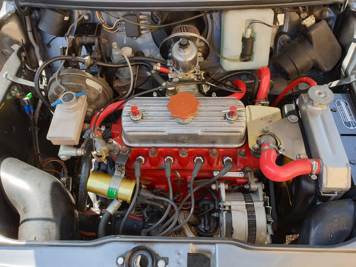 1978 Austin Mini Clubman 1100 Rebuild For Sale (picture 5 of 6)