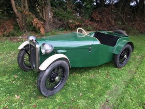 1935 Austin seven special full V5c For Sale