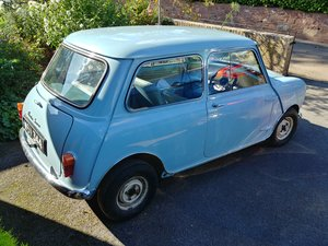 1960 Austin Seven Mini For Sale