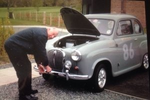 1957 Austin A35 Ex Edinburgh to MonteCarlo Rally For Sale