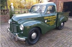 1954 A40 Devon Pick Up - Tuesday 10th December 2019