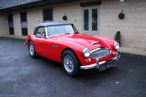 1966 AUSTIN HEALEY 3000 MK3 BJ8 PHASE 2 – £65,950 For Sale