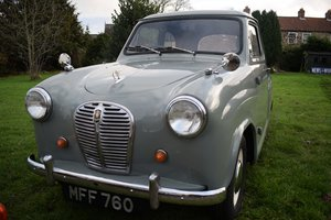 1955 AUSTIN A30 2-DOOR - DELIGHTFUL INSIDE AND OUT! For Sale