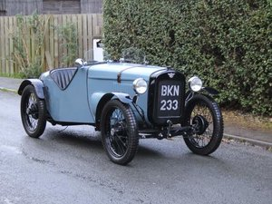 1935 Austin 7 Ulster Replica, Rod Yates body, running in, as new For Sale