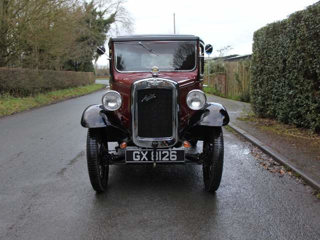 1932 Austin 7 RN Saloon - Beautifully restored SOLD (picture 2 of 23)