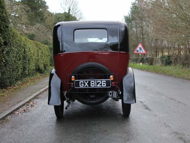1932 Austin 7 RN Saloon - Beautifully restored SOLD (picture 6 of 23)