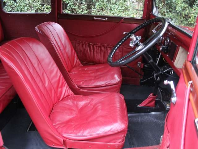 1932 Austin 7 RN Saloon - Beautifully restored SOLD (picture 9 of 23)
