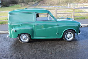 1957 Austin A35 Van AV5 Chassis Absolutely beautiful