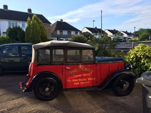 Stunning Austin 7 For Sale