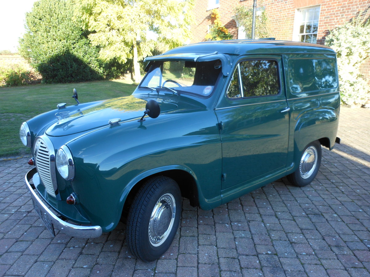 1967 Austin A 35 van 29000 miles highly original  SOLD  SOLD (picture 1 of 6)