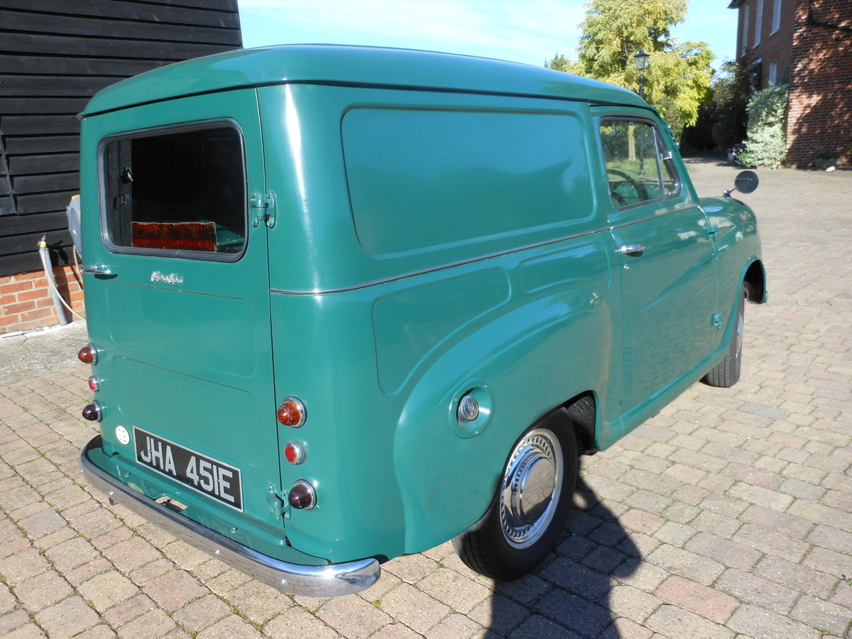 1967 Austin A 35 van 29000 miles highly original  SOLD  SOLD (picture 2 of 6)