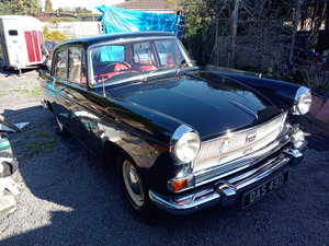 1960 AUSTIN A55 CAMBRIDGE MK2 SALOON RARE AND ORIGINAL For Sale