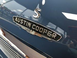 1966 AUSTIN COOPER Mk1 S 1275 (Nut & bolt restoration)
