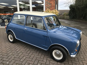 1966 AUSTIN COOPER Mk1 S 1275 (Sold, Similar Required) For Sale