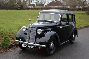Austin 8 1946 - To be auctioned 31-01-20 For Sale by Auction
