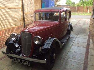 1936 Austin ascot