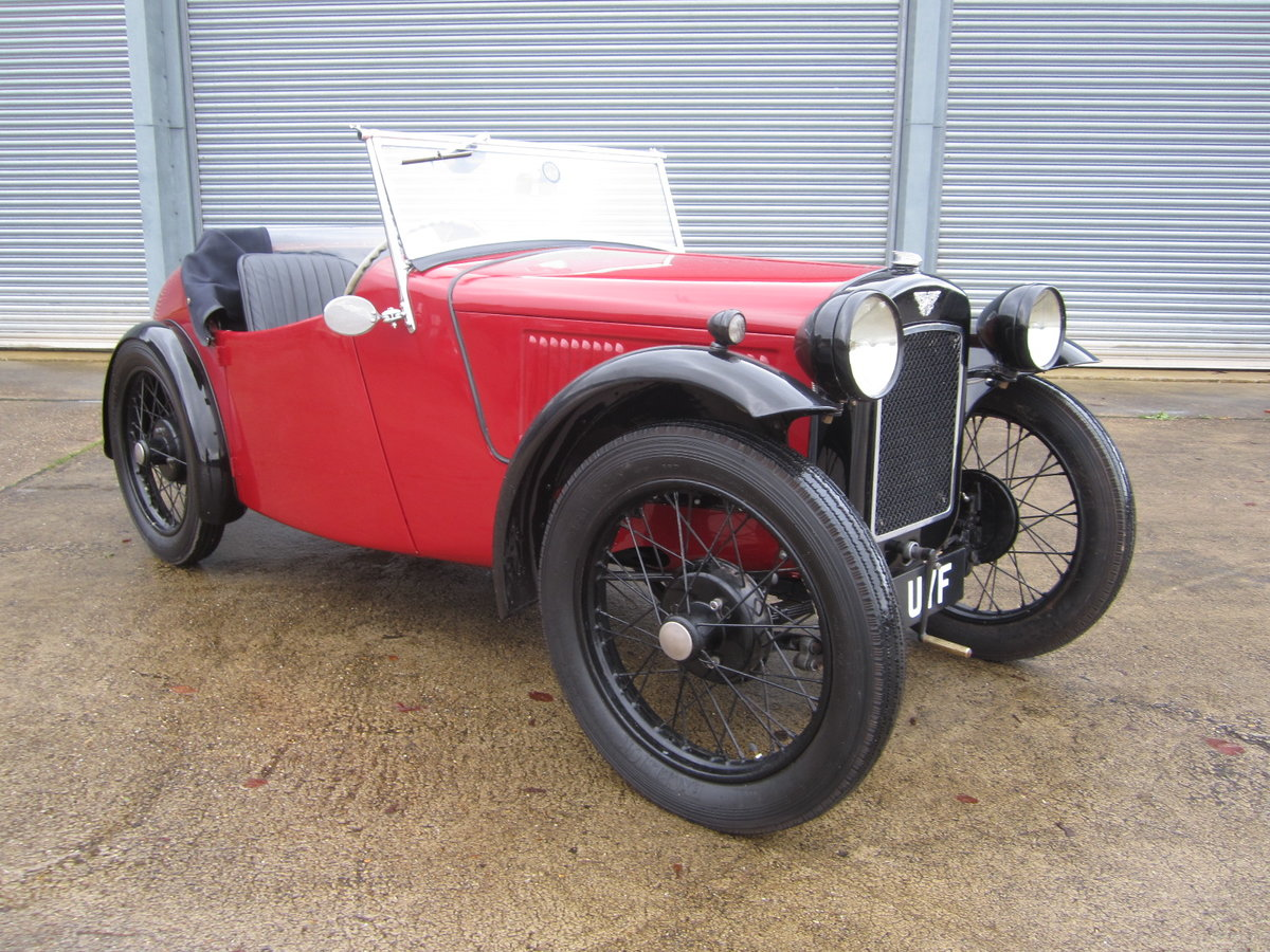 1934 Austin Nippy For Sale (picture 1 of 6)