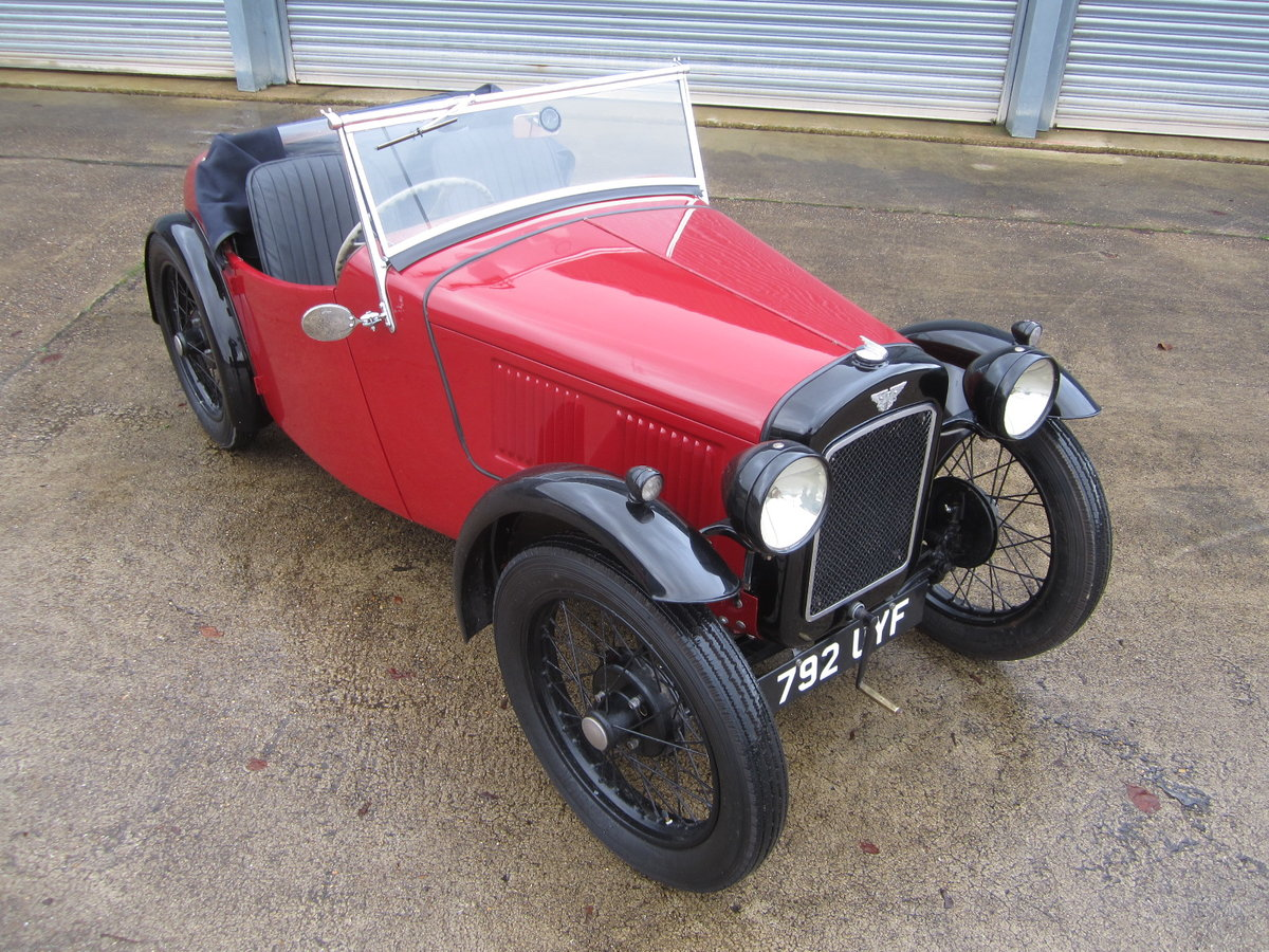 1934 Austin Nippy For Sale (picture 2 of 6)