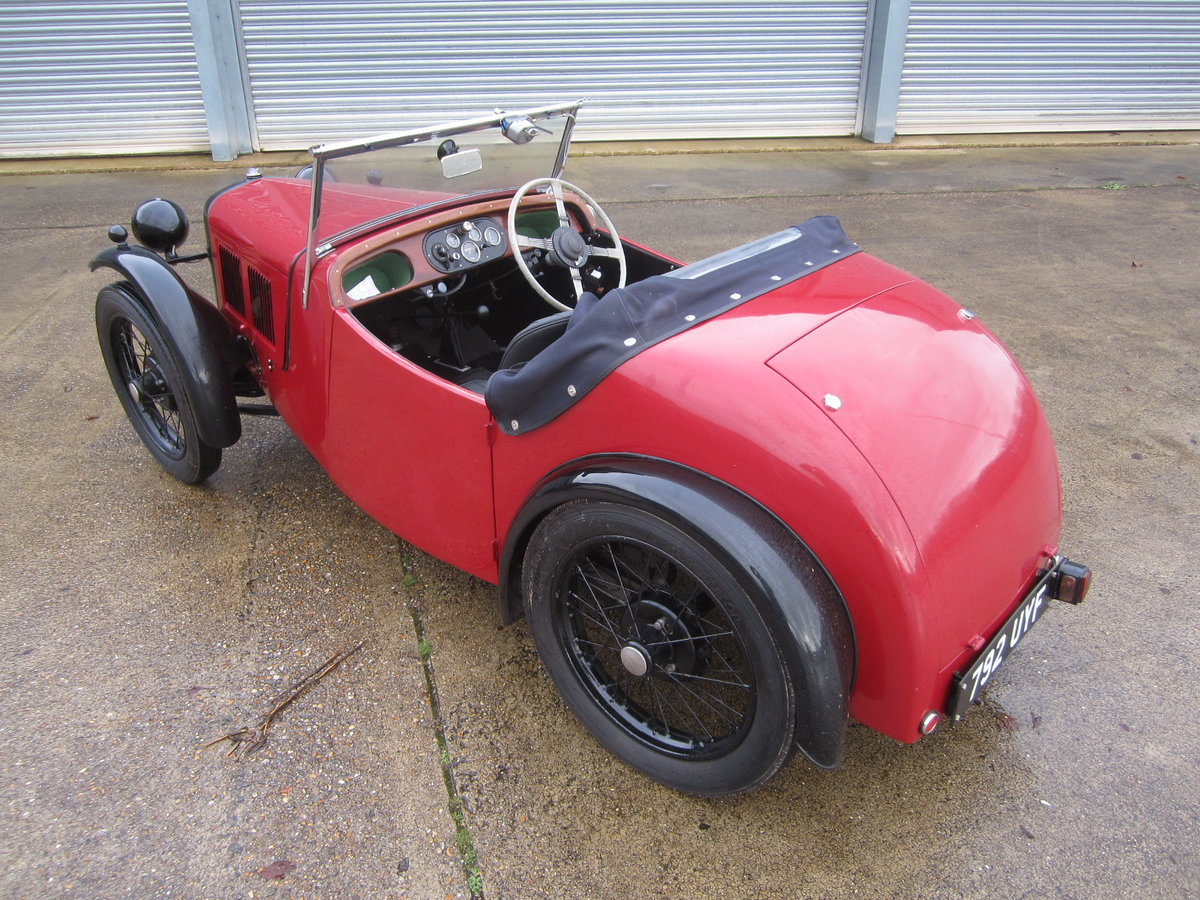1934 Austin Nippy For Sale (picture 4 of 6)