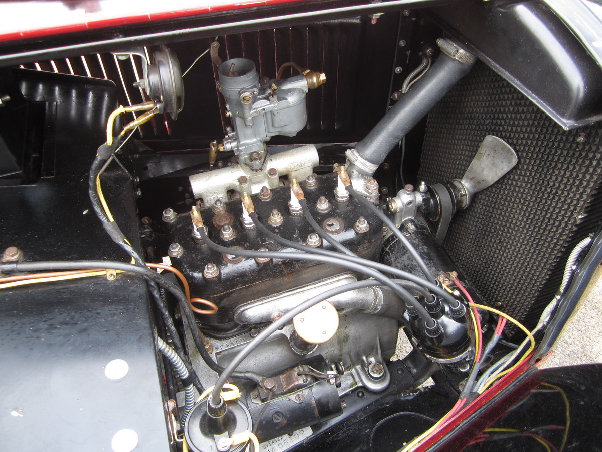 1934 Austin Nippy For Sale (picture 5 of 6)