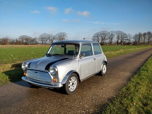 "Austin Mini ""Ritz Edition"" '86 LHD"