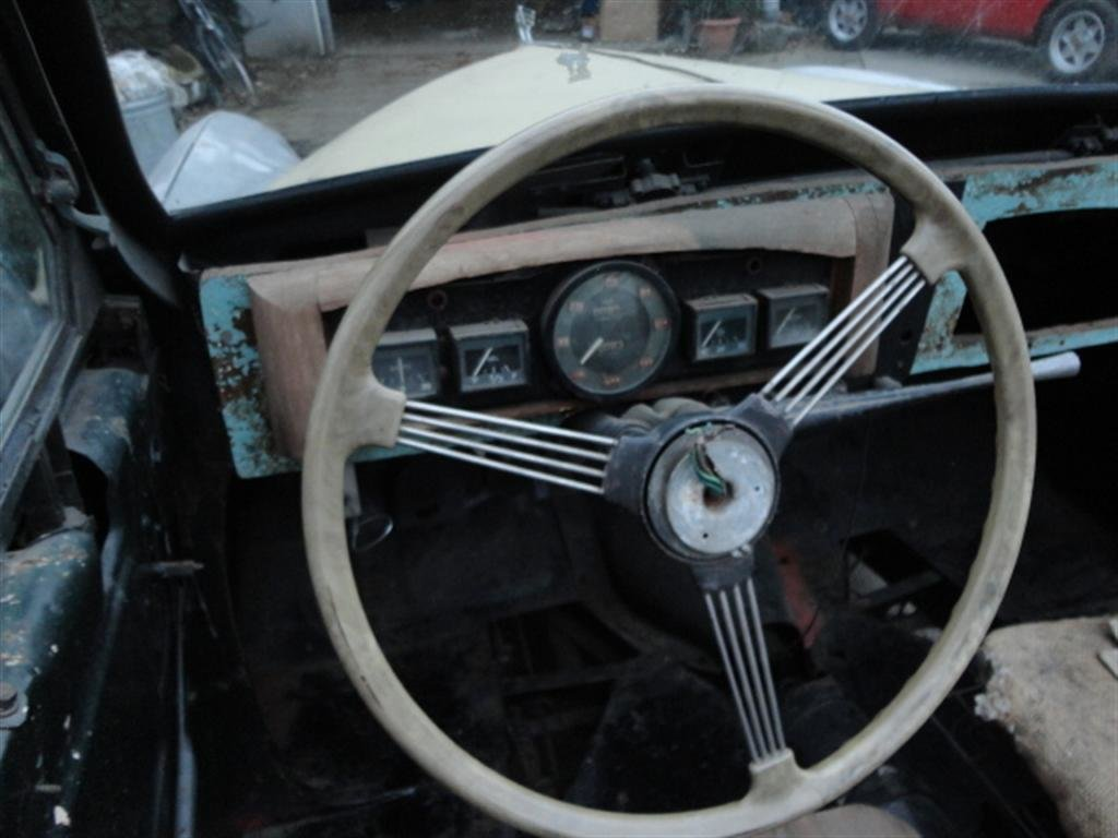 1950 Austin A40 Sport Convertible For Sale (picture 6 of 6)
