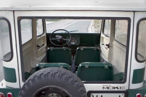 Collectors Mini Moke