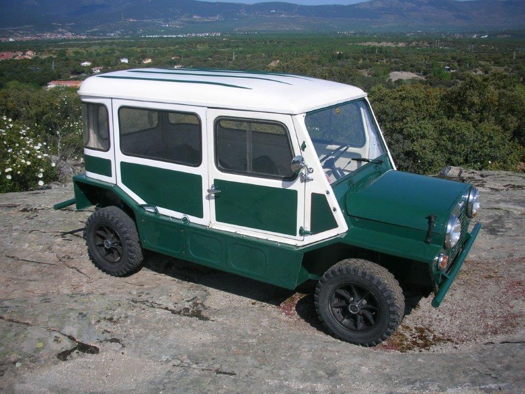 1966 Collectors Mini Moke For Sale (picture 1 of 5)