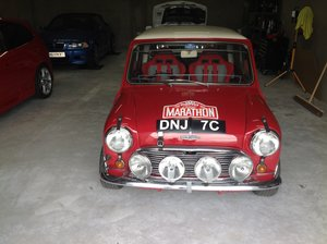 1965 Austin Cooper. S Rally For Sale