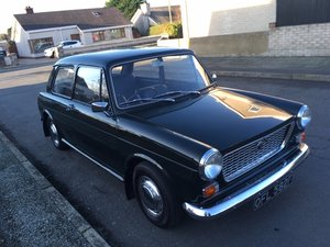 **REMAINS AVAILABLE** 1968 Austin 1100 For Sale by Auction