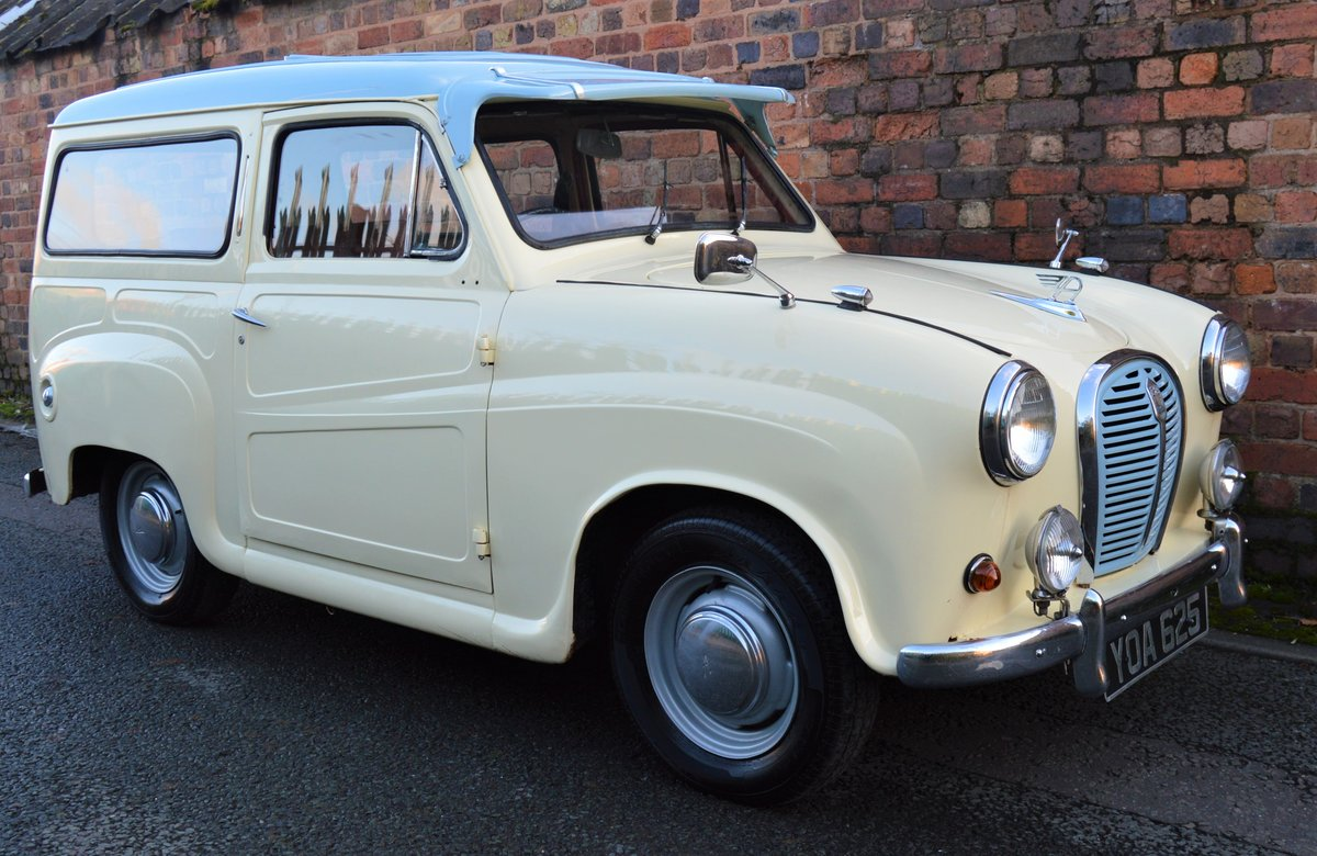 1959 AUSTIN A35 VAN (AV5) 948cc * (COUNTRYMAN) For Sale (picture 1 of 6)