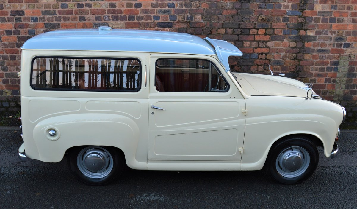 1959 AUSTIN A35 VAN (AV5) 948cc * (COUNTRYMAN) For Sale (picture 2 of 6)