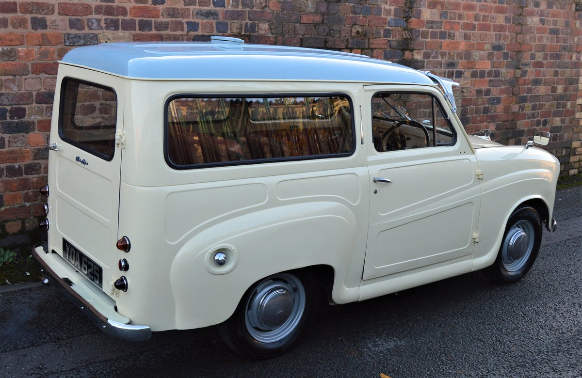 1959 AUSTIN A35 VAN (AV5) 948cc * (COUNTRYMAN) For Sale (picture 3 of 6)