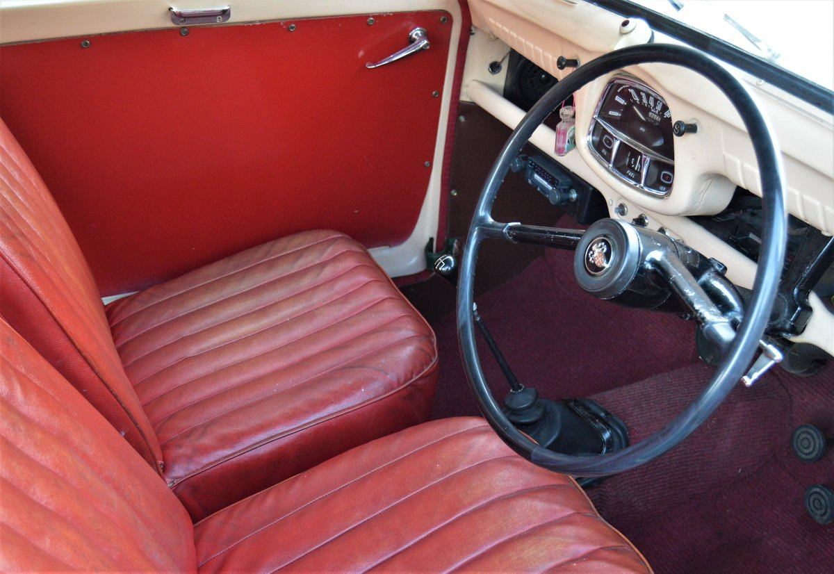 1959 AUSTIN A35 VAN (AV5) 948cc * (COUNTRYMAN) For Sale (picture 4 of 6)