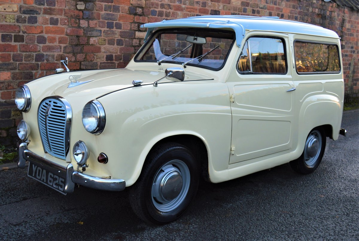 1959 AUSTIN A35 VAN (AV5) 948cc * (COUNTRYMAN) For Sale (picture 5 of 6)