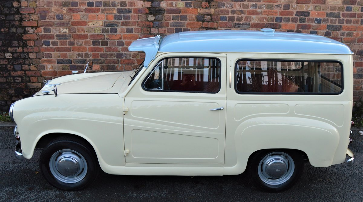 1959 AUSTIN A35 VAN (AV5) 948cc * (COUNTRYMAN) For Sale (picture 6 of 6)