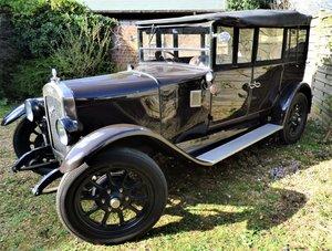 1928 AUSTIN 12-4 CLIFTON TOURER For Sale