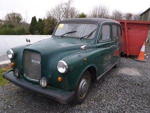 1986 Austin / Carbodies FX4S London Taxi For Sale